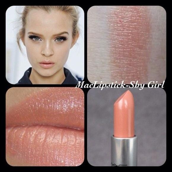 Voorkeur MAC Cosmetics Makeup | Mac Shy Girl Lipstick | Poshmark &LJ29